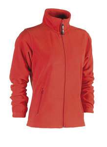 Deva fleece jas dames